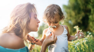Communicate with your child