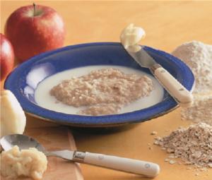 Mixed grain porridge for baby