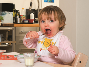 baby led weaning - blw - 12 months