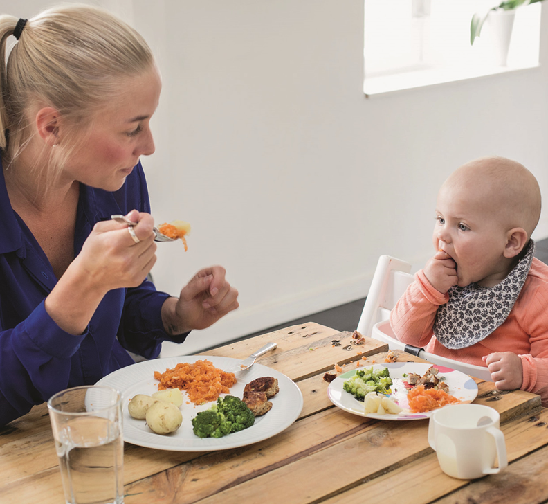 blw and baby led weaning