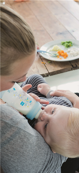 Baby led weaning or blw